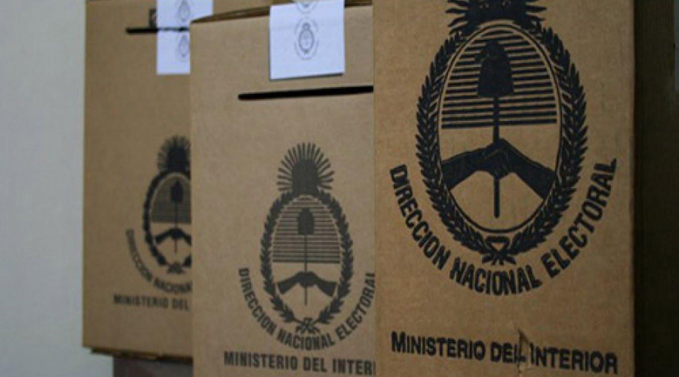 Las PASO nacionales serán el 8 de agosto, y las generales legislativas el 24 de octubre