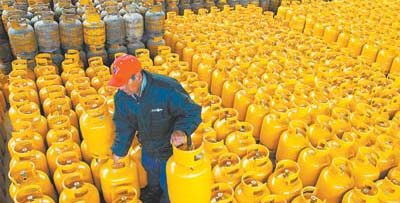 Diputado socialista propone declarar al gas envasado como servicio público