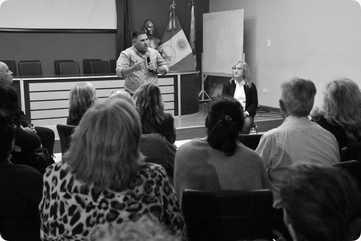 En su presentación, 'Pertenencia Justicialista' respaldó la candidatura de Peppo