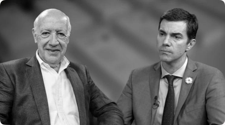 Lanzan la fórmula presidencial de Lavagna, con Urtubey como candidato a vice