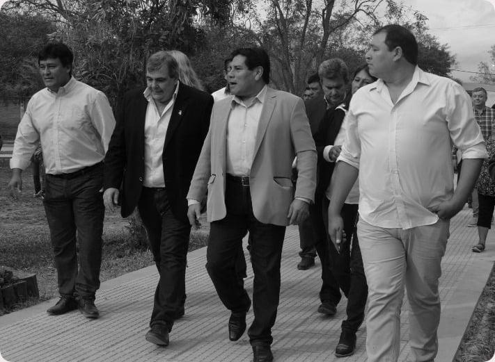 """""""Chaco necesita más patriotas y menos interesados en su lugar en las listas"""", reprochó Peche"""