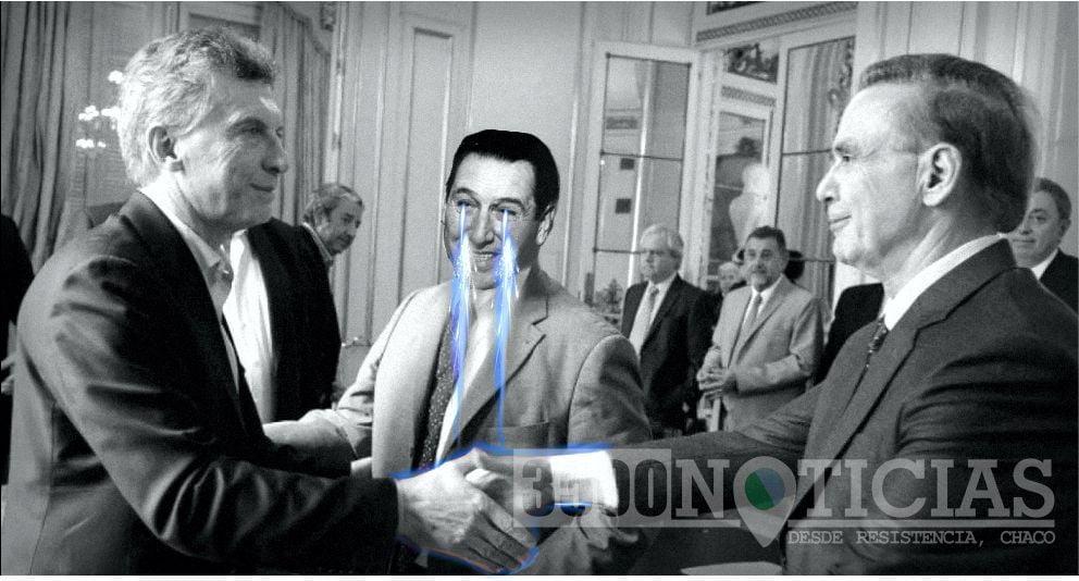 Macri ya tiene compañero de fórmula
