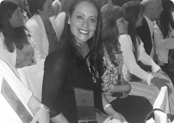 Enfermera del Perrando fue premiada a nivel nacional