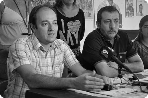 """Frente Grande: la elección de Sager superó el intento de obtener la presidencia """"por las malas"""""""