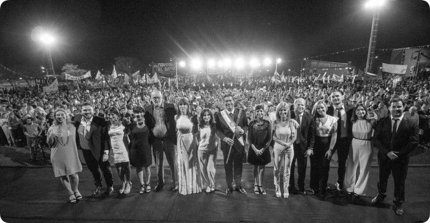 """Tercer mandato: """"Voy a estar en Buenos Aires recorriendo los despachos de todos los ministros"""", anticipó Capitanich"""