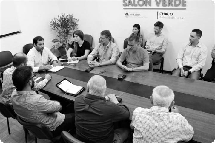 Lifton presentó a industriales los ejes de gestión para fortalecer al sector
