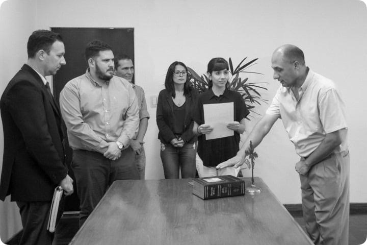 Rubén Guillón asumió como Subsecretario de Fortalecimiento de Gobiernos Locales