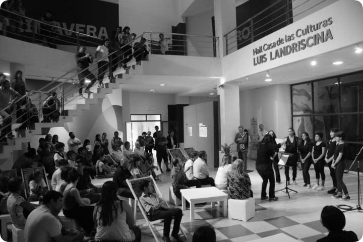 Casa de las Culturas festejó su noveno aniversario con jornada a puertas abiertas