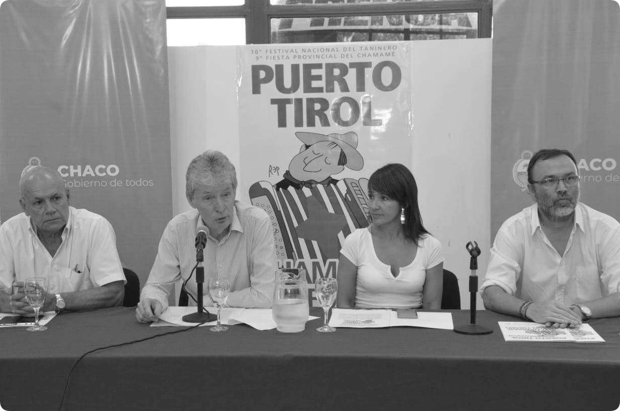 """""""Chamamé del Futuro"""": Bofill, Tarragó Ros, Raúl Barboza, Coqui Ortiz y artistas de acá y de allá, en Puerto Tirol"""