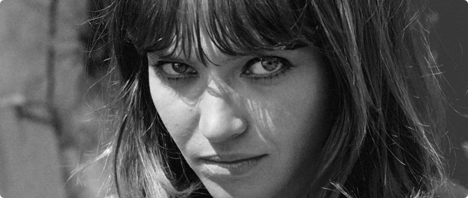 Muere a los 79 años Anna Karina, símbolo de la nouvelle vague y actriz fetiche de Godard