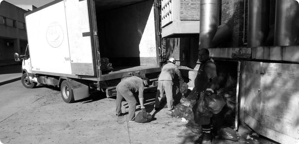 Por orden de la Justicia, la empresa SOMA recolecta nuevamente residuos patológicos