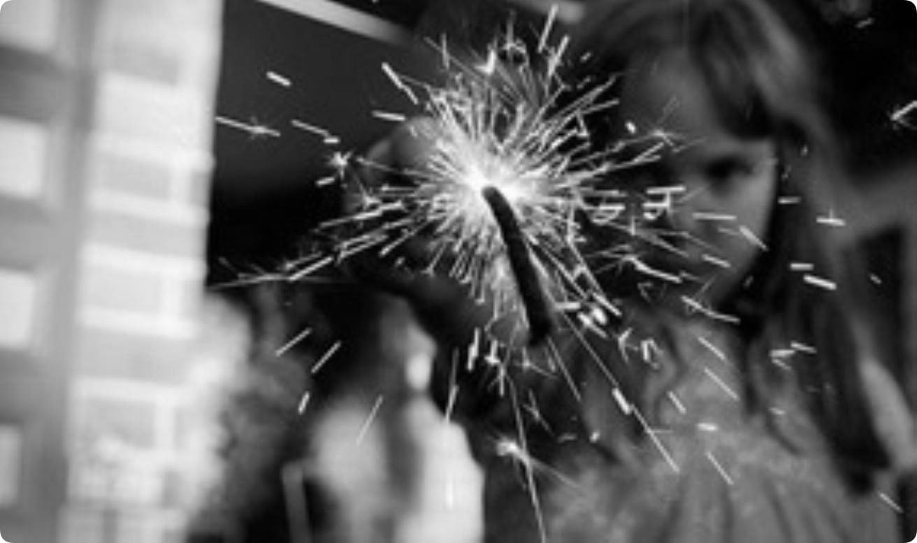 Concientización contra la pirotecnia navideña: sólo una lesión grave en toda la provincia