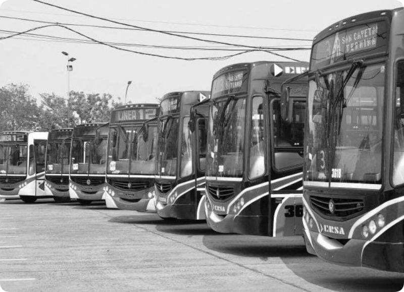 La provincia garantiza desembolsos para que empresas de transporte público paguen aguinaldo a colectiveros