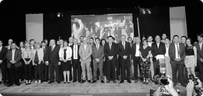 Asumió el Gabinete de Martínez en Resistencia