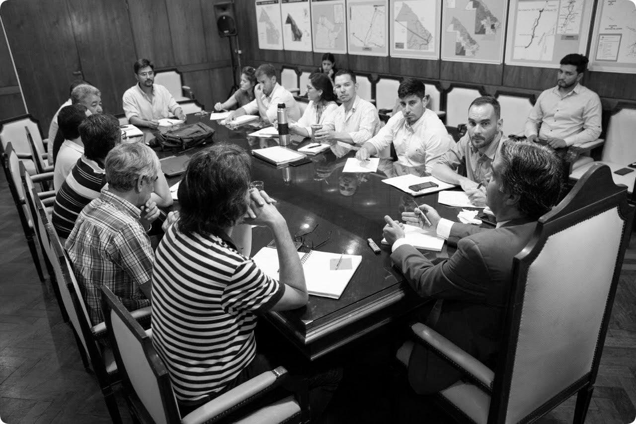 Reunión con empresas provinciales | No hay Plan B en Secheep: el objetivo es que el sistema aguante el verano
