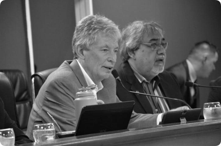 """Sager celebró la aprobación de la Ley de Ministerios: """"Escuchamos la opinión de los bloques y de la sociedad"""""""