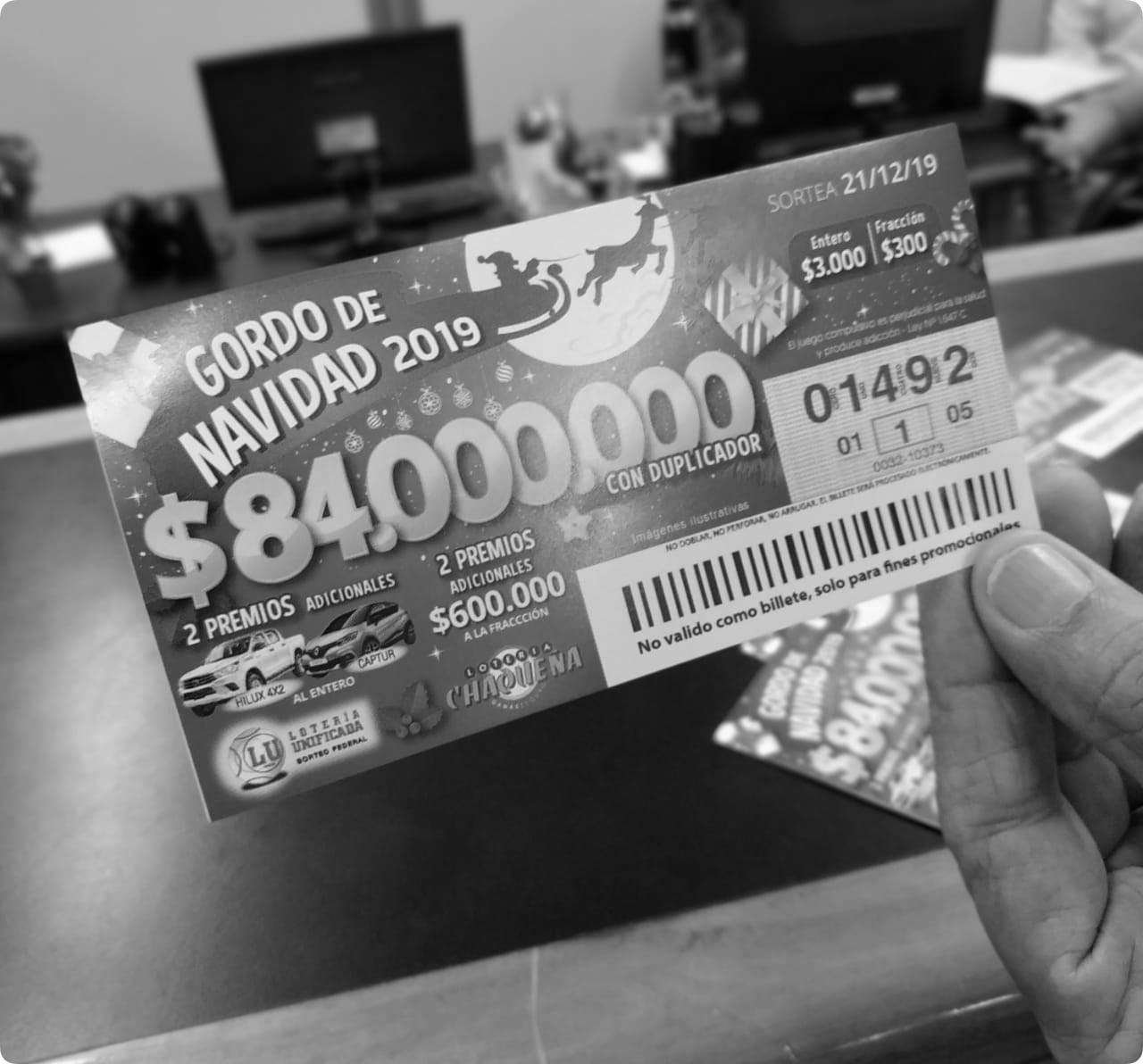 El Gordo de Navidad sortea este sábado un primer premio de $84M