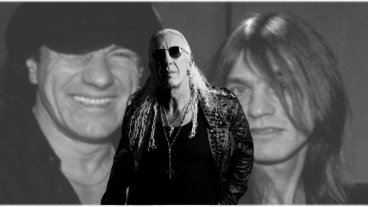 Chisme de Dee Snider: AC/DC vuelve con nuevo disco, la voz de ...