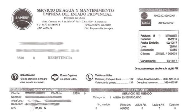 Sameep cobrará boletas adeudadas a valor histórico y sin interés