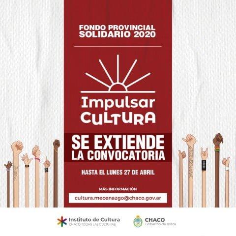Se extendió hasta el 27 de abril el plazo para presentarse al Fondo Provincial Solidario 2020