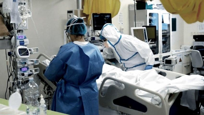 En CABA llega a 50% la ocupación de camas en terapia intensiva