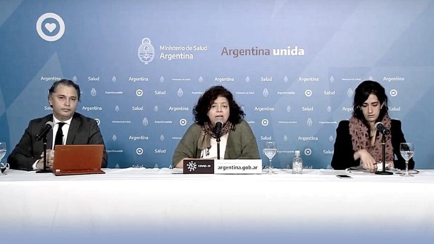 """Informan ocho muertes en el país y se trabaja en una """"mesa de situación"""" del AMBA"""