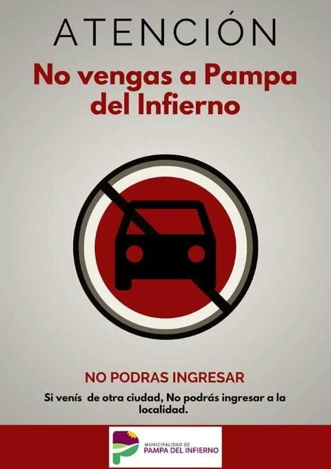 Avia Terai, Pampa del Infierno y Los Frentones bloquearon sus ingresos por el aumento de casos en el interior