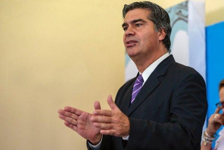 """""""Pretendemos discutir cada punto de la propuesta, la oposición por oposición no sirve"""", dijo Capitanich respecto de la venta de inmuebles del Estado"""
