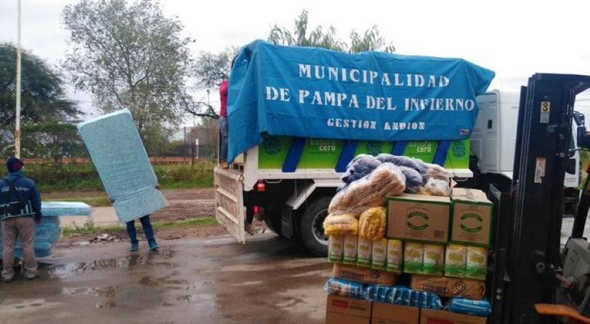 Desarrollo Social asiste a los municipios para contener a familias vulnerables y pacientes aislados