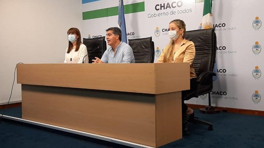 """Habrá testeos masivos los próximos días: """"Detectar y aislar los casos es la única forma de cortar la ciruclación del virus"""", dijo Capitanich"""