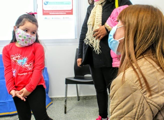 Lanzan campaña de vacunación contra la Poliomelitis y el Sarampión