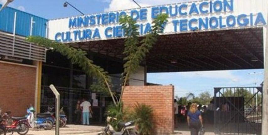 Cierran preventivamente el Ministerio de Educación hasta el 17 de junio por dos trabajadores con coronavirus