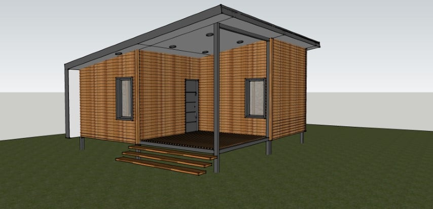 Un proyecto de la UNNE y CONICET prevé la construcción de viviendas sustentables para El Impenetrable