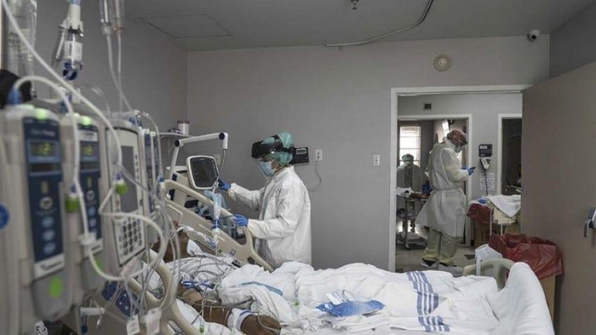 Coronavirus: 51 personas murieron y 3.604 dieron positivo, la cifra más alta en un día en el país