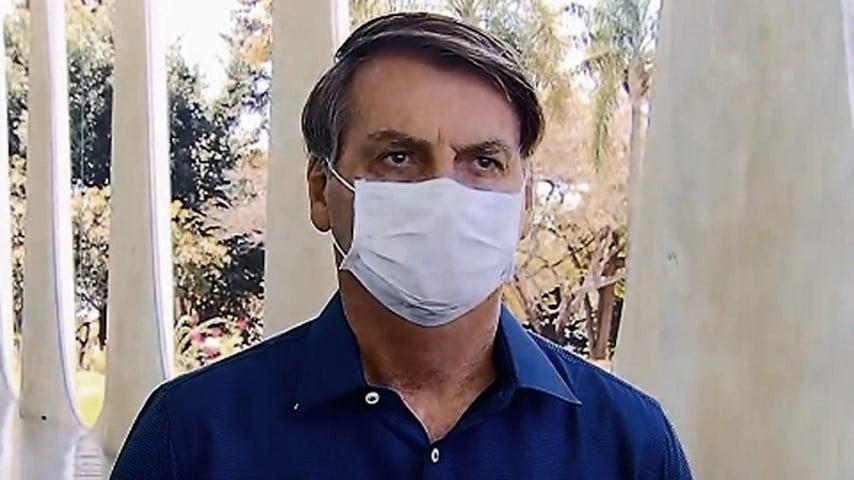 Bolsonaro tiene coronavirus