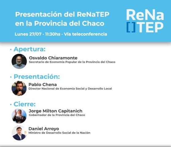 Mañana se presenta el RENATEP: el registro que formalizará a trabajadores de la economía popular