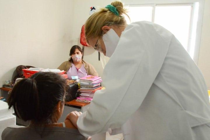 La campaña de vacunación contra la poliomelitis y el sarampión se extenderá durante agosto