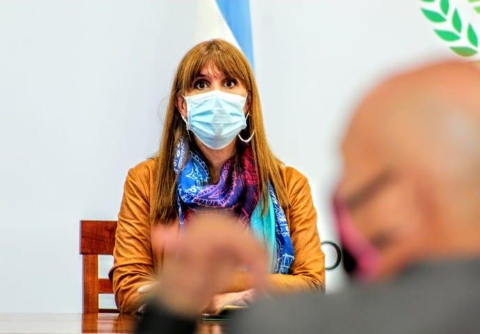 """""""Los más de mil millones invertidos en salud dan muestra de que no estamos igual que al principio de la pandemia"""", sostuvo Benítez"""