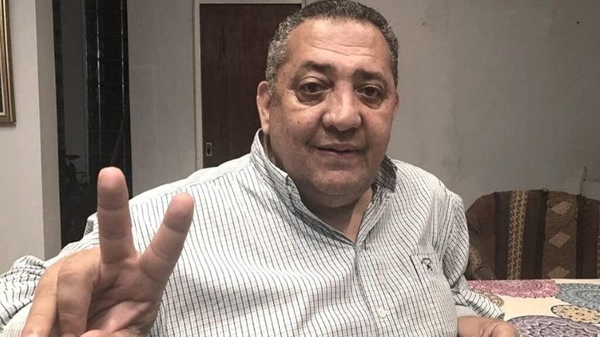 """Luis D'Elía recibió el """"alta parcial"""" y vuelve a su casa para seguir la recuperación"""