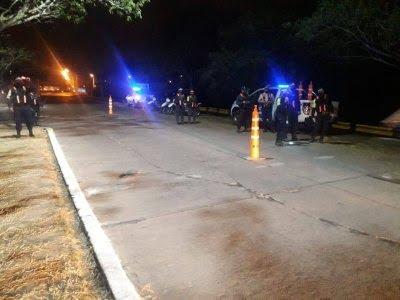 En el marco del Plan Desescalada la Policía Caminera realizó control de actividades y circulación