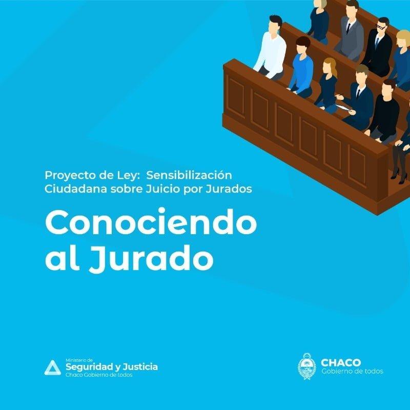 """Ministerio de Seguridad y Justicia lanza el programa """"Conociendo al Jurado"""""""