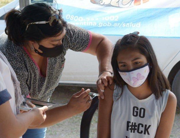 """Continúa la campaña """"Las vacunas, mi mejor protección"""" en comedores y merenderos comunitarios de Resistencia"""