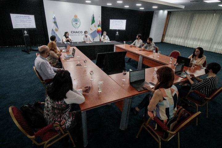 Tras la sanción de la ley de modernización del Estado, el gobernador pone en marcha el Consejo de Transformación Digital