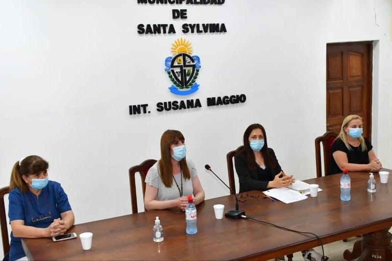 Salud realiza operativos de búsqueda de casos de Covid-19 en Villa Ángela y Santa Sylvina