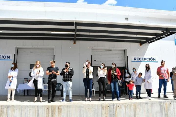 Homenajearon a los trabajadores de Salud muertos en accidente en la ruta cuando iban a realizar operativo de vacunación