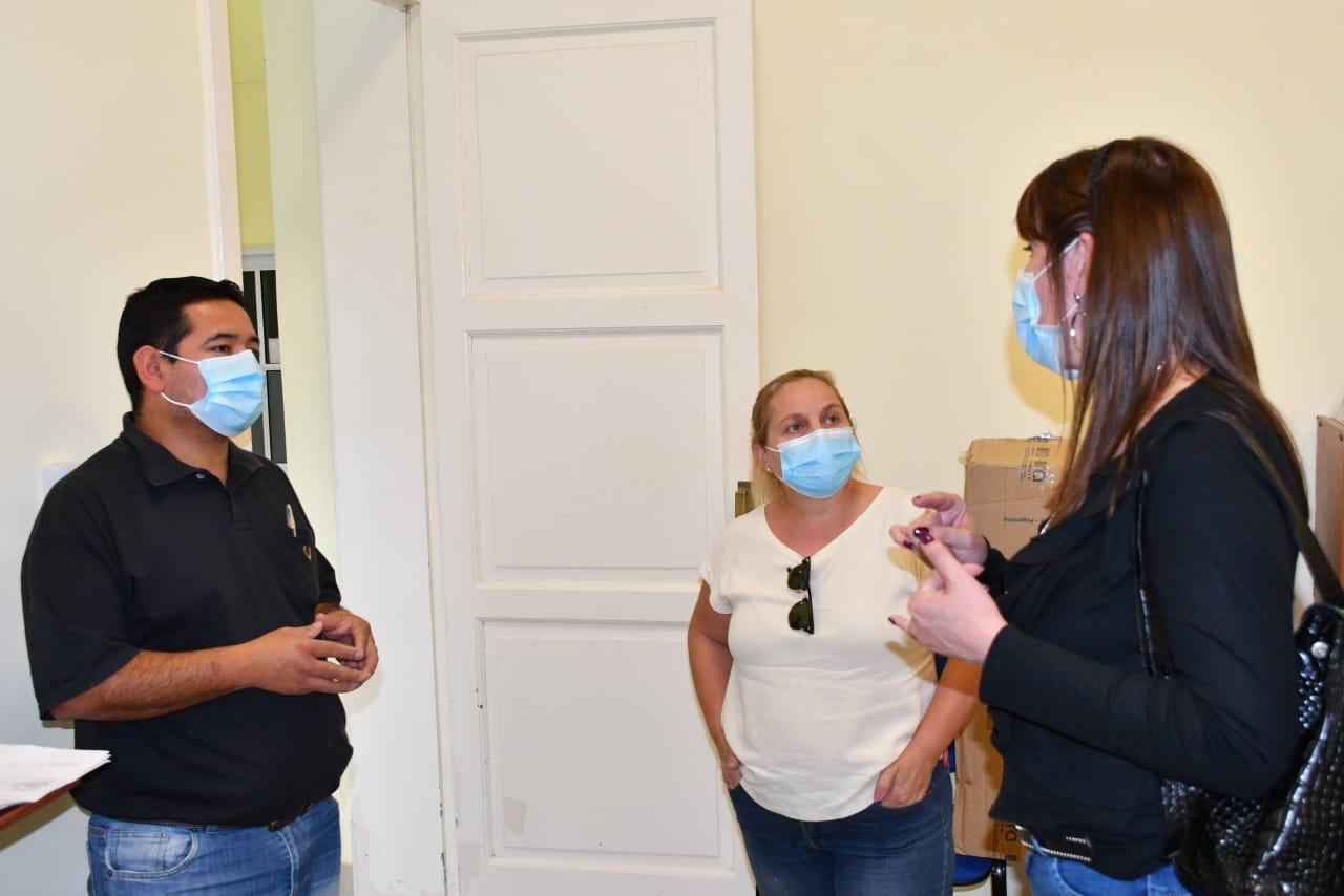 Refuerzan la provisión de insumos sanitarios en localidades con brotes de coronavirus
