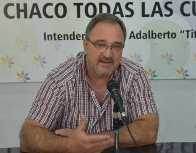 Falleció Boris Baluk, periodista y secretario de gobierno de Villa Ángela