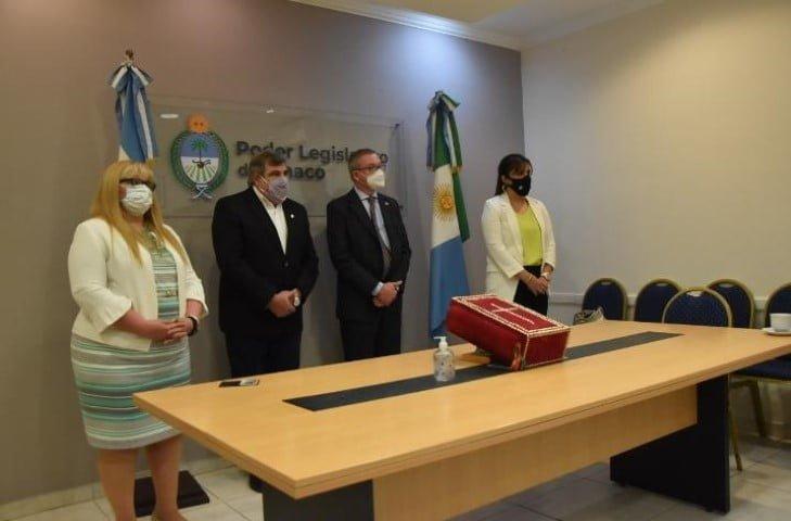"""Peche no quiere a la ministra Zalazar presidiendo el Consejo de la Magistratura: """"No es sano para la democracia"""""""