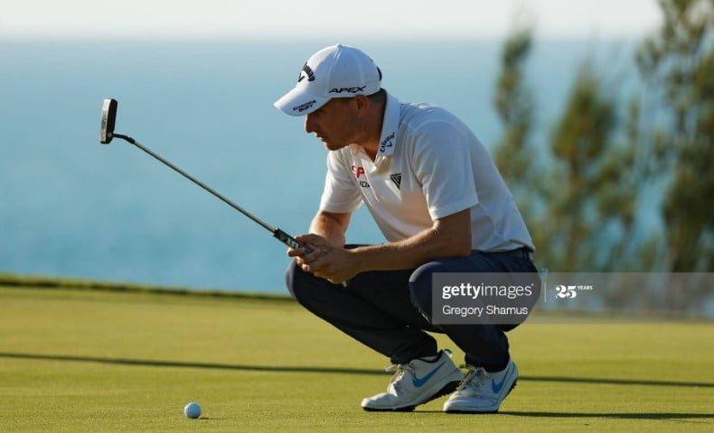 El chaqueño Emiliano Grillo, decimoquinto en el Bermuda Championship de golf