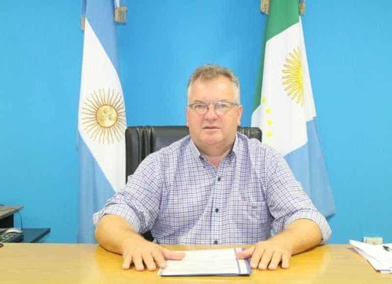 Pio Sander, el intendente de Castelli, dio positivo de coronavirus